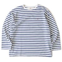 Border Long Sleeve Tee